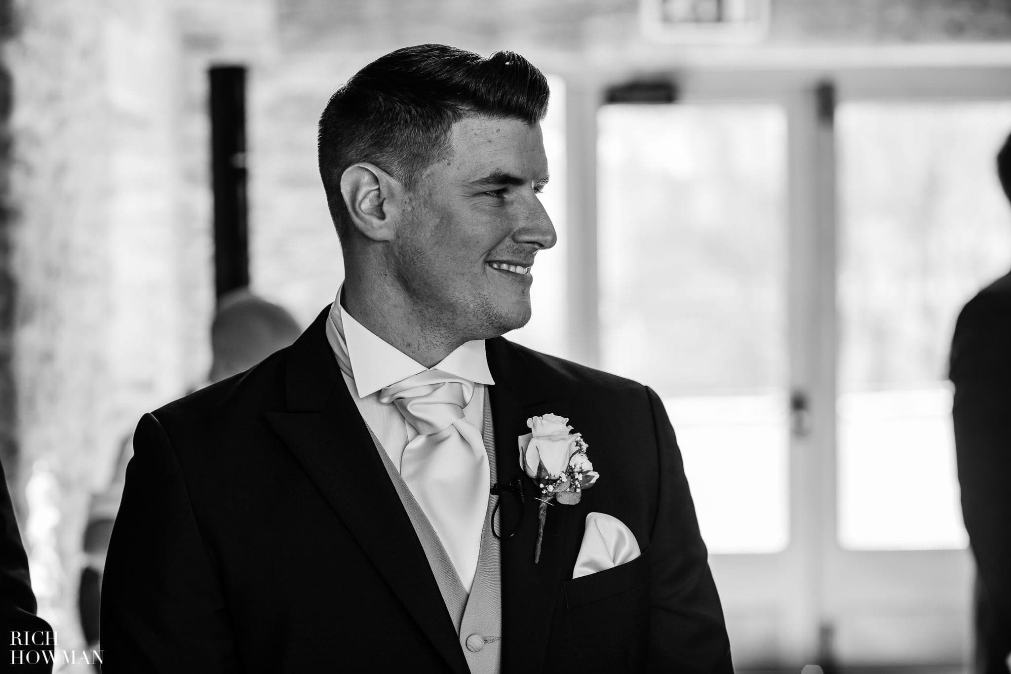 Kingscote Barn Wedding Photographer in Gloucestershire 537