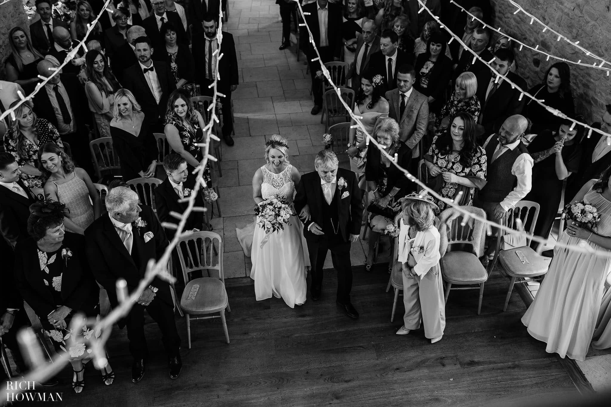 Kingscote Barn Wedding Photographer 24