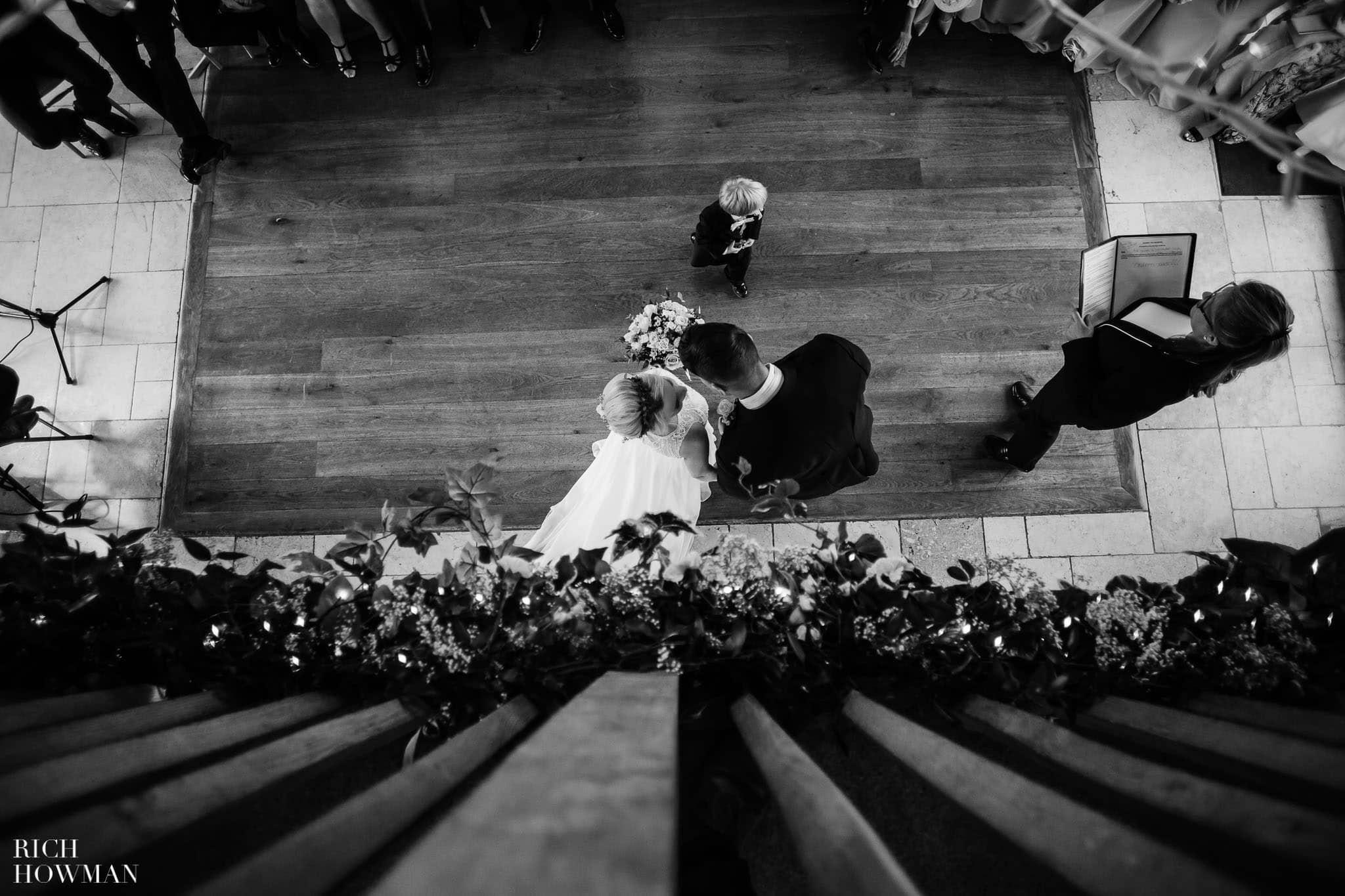Kingscote Barn Wedding Photographer in Gloucestershire 548