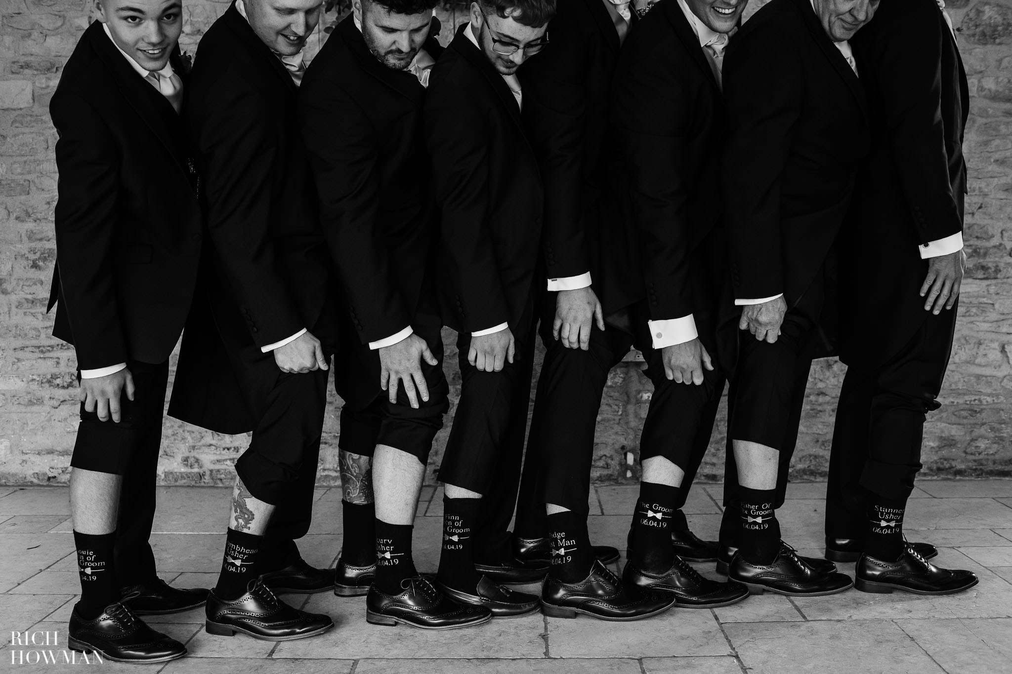 Kingscote Barn Wedding Photographer 52