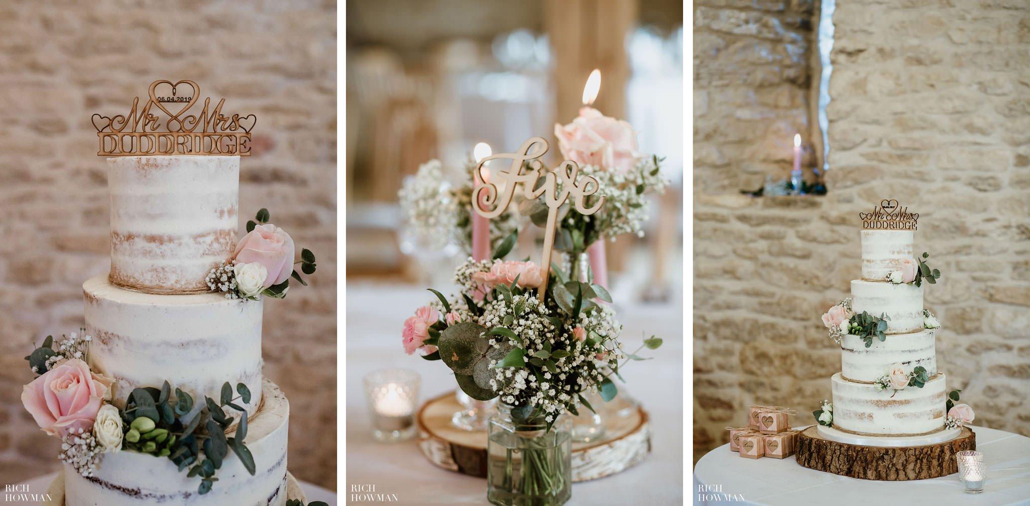 Kingscote Barn Wedding Photographer 35