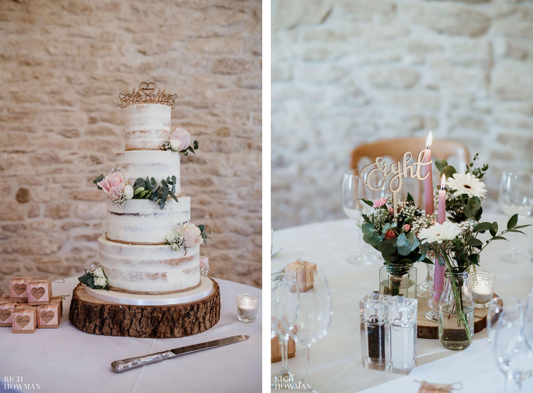 Kingscote Barn Wedding Photographer 36