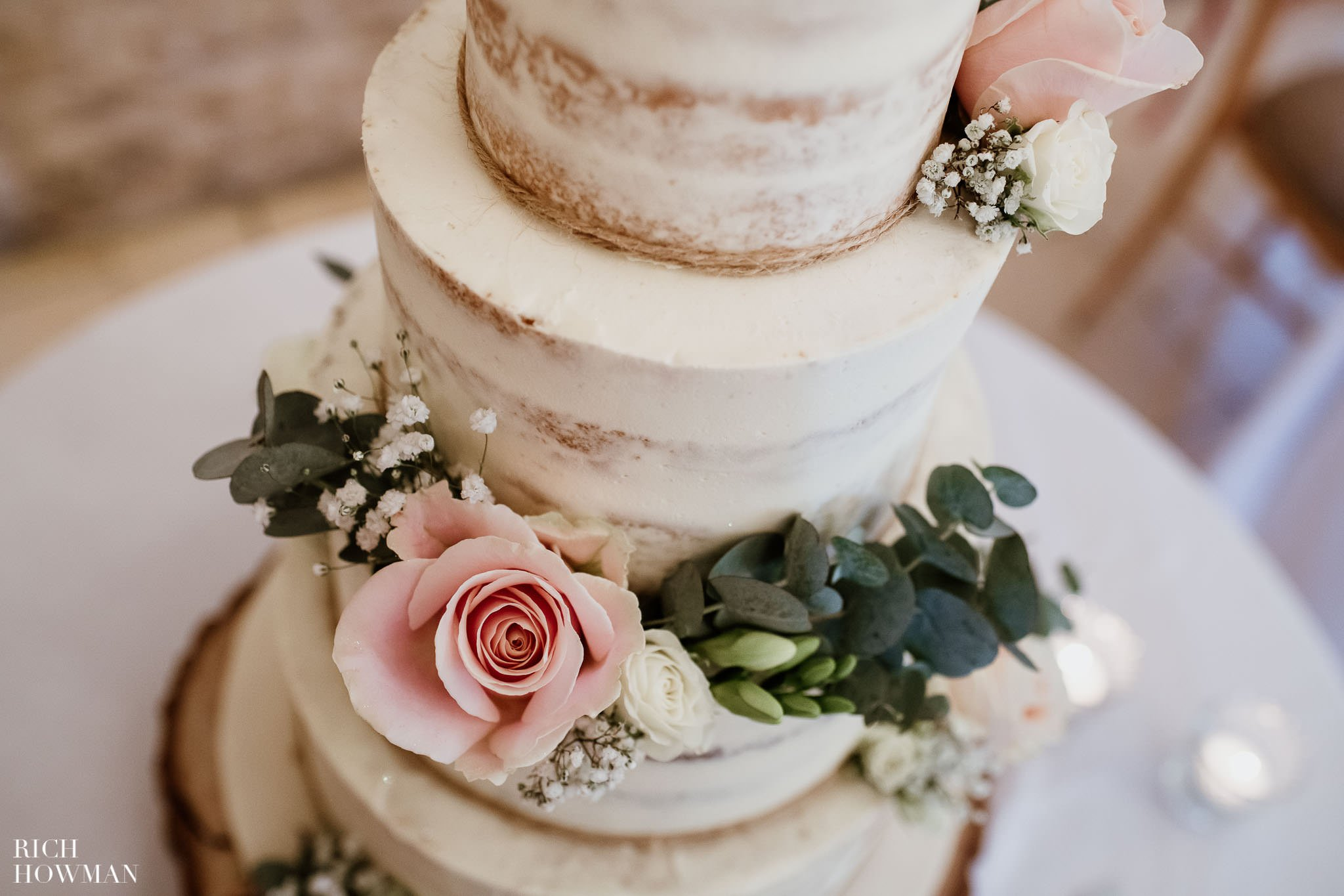 Kingscote Barn Wedding Photographer in Gloucestershire 566