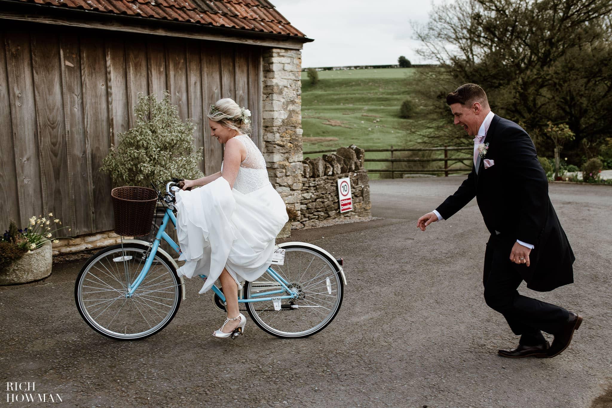 Kingscote Barn Wedding Photographer in Gloucestershire 571
