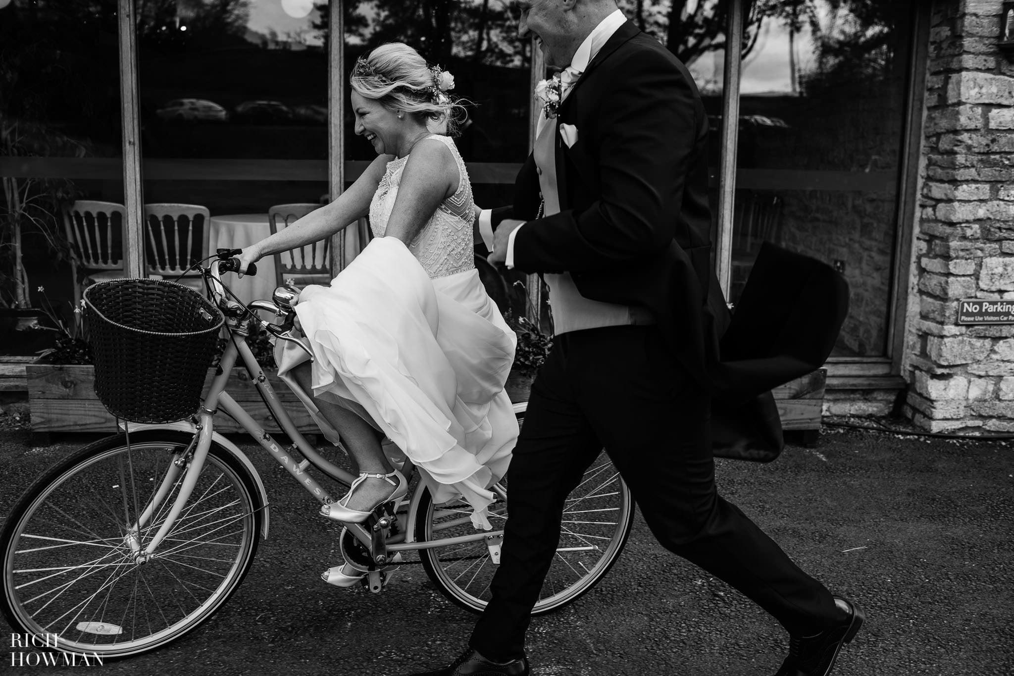 Kingscote Barn Wedding Photographer in Gloucestershire 572