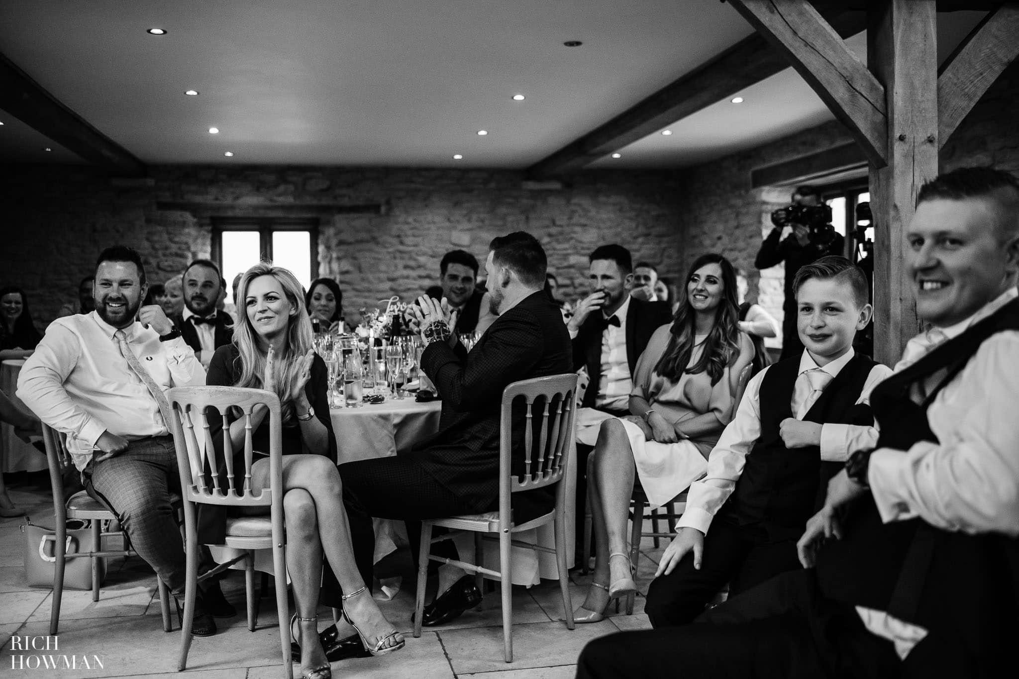 Kingscote Barn Wedding Photographer in Gloucestershire 578