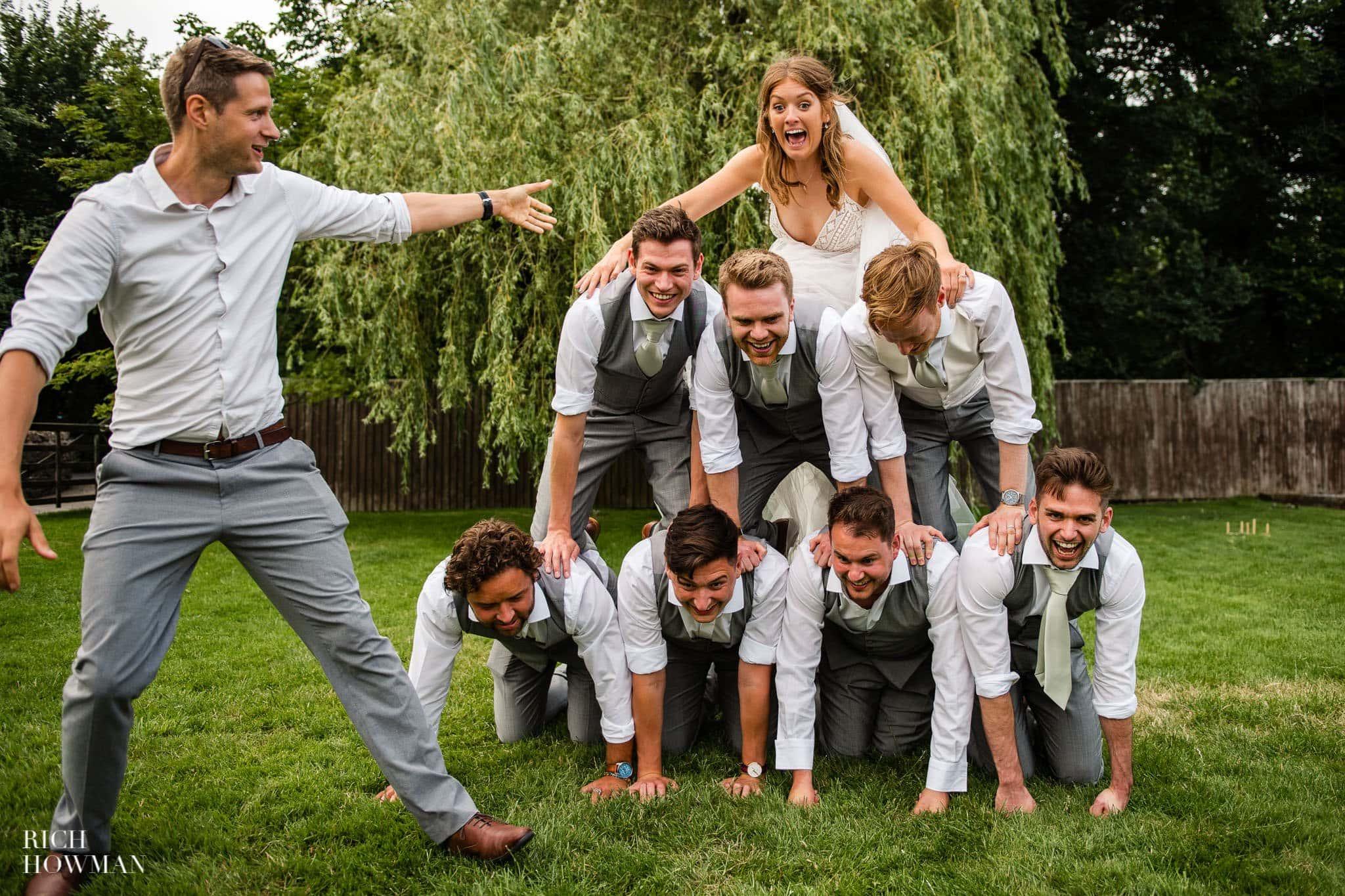 Aldwick Court Wedding Photographer in Somerset 1