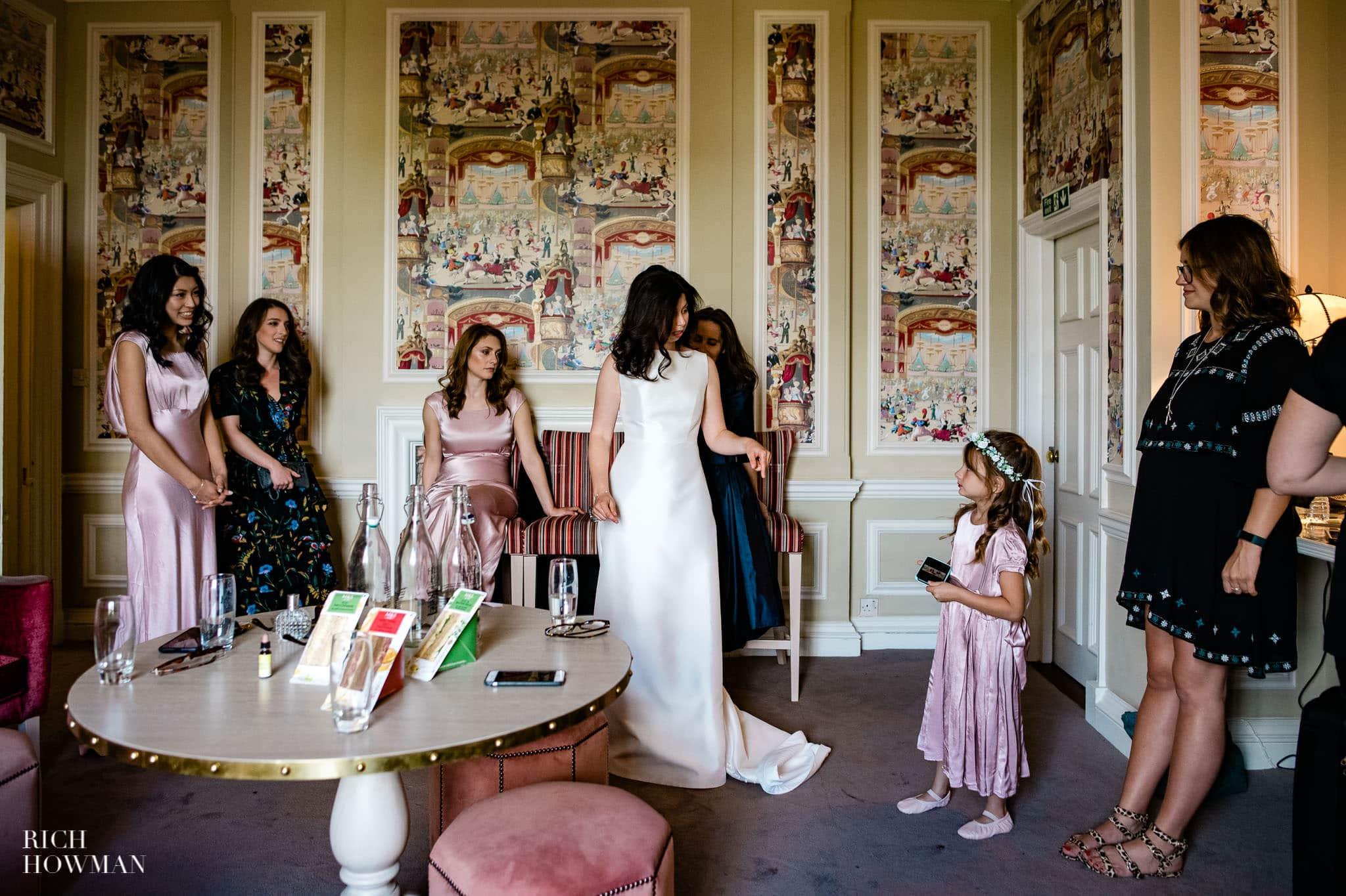 Hedsor House Wedding Photographer in Berkshire 21