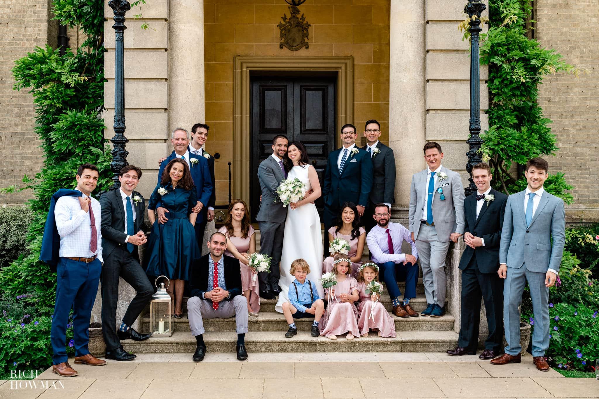 Hedsor House Wedding Photographer in Berkshire 56