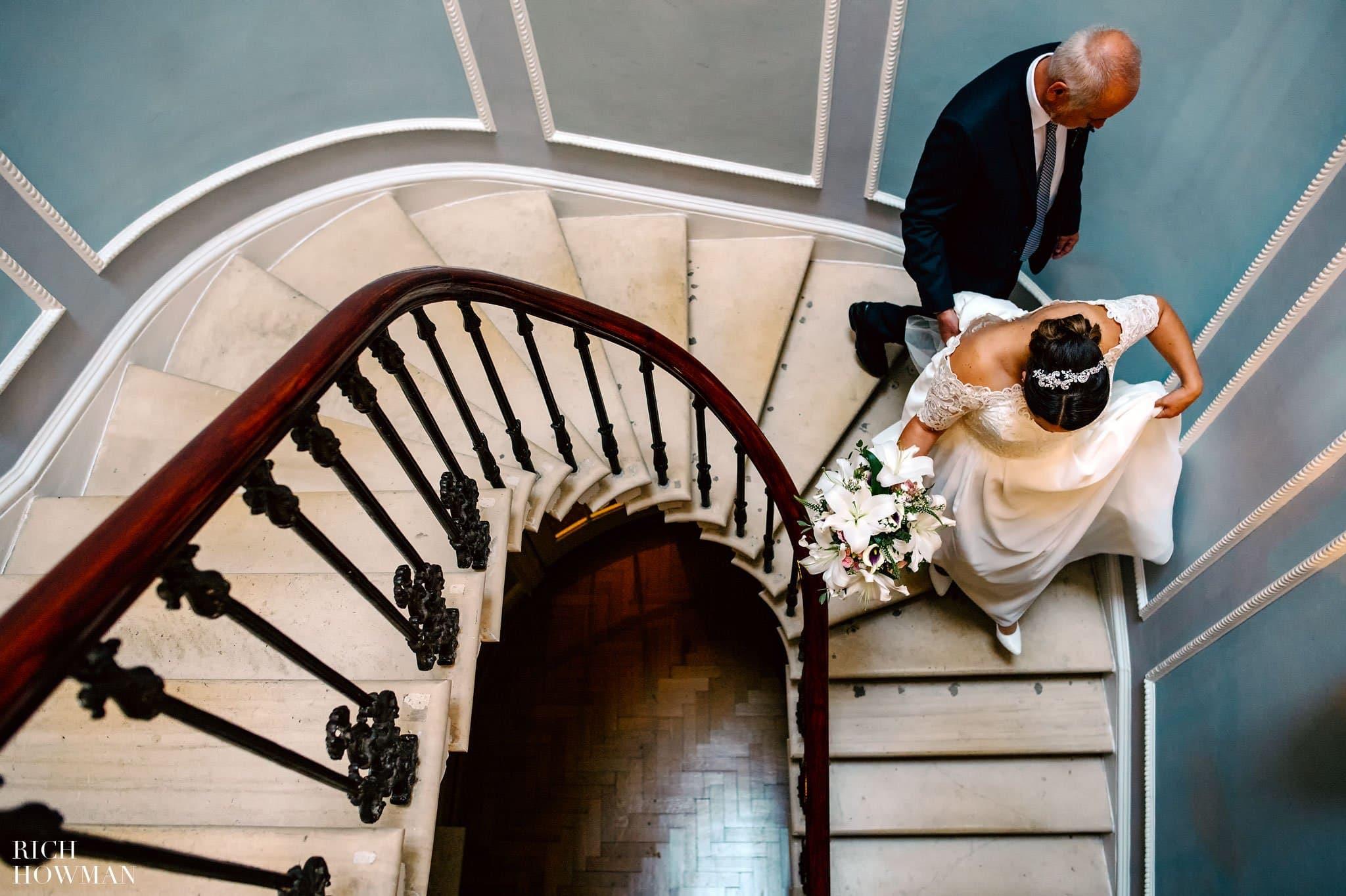 Wedding Photographer Bath Royal Crescent Hotel