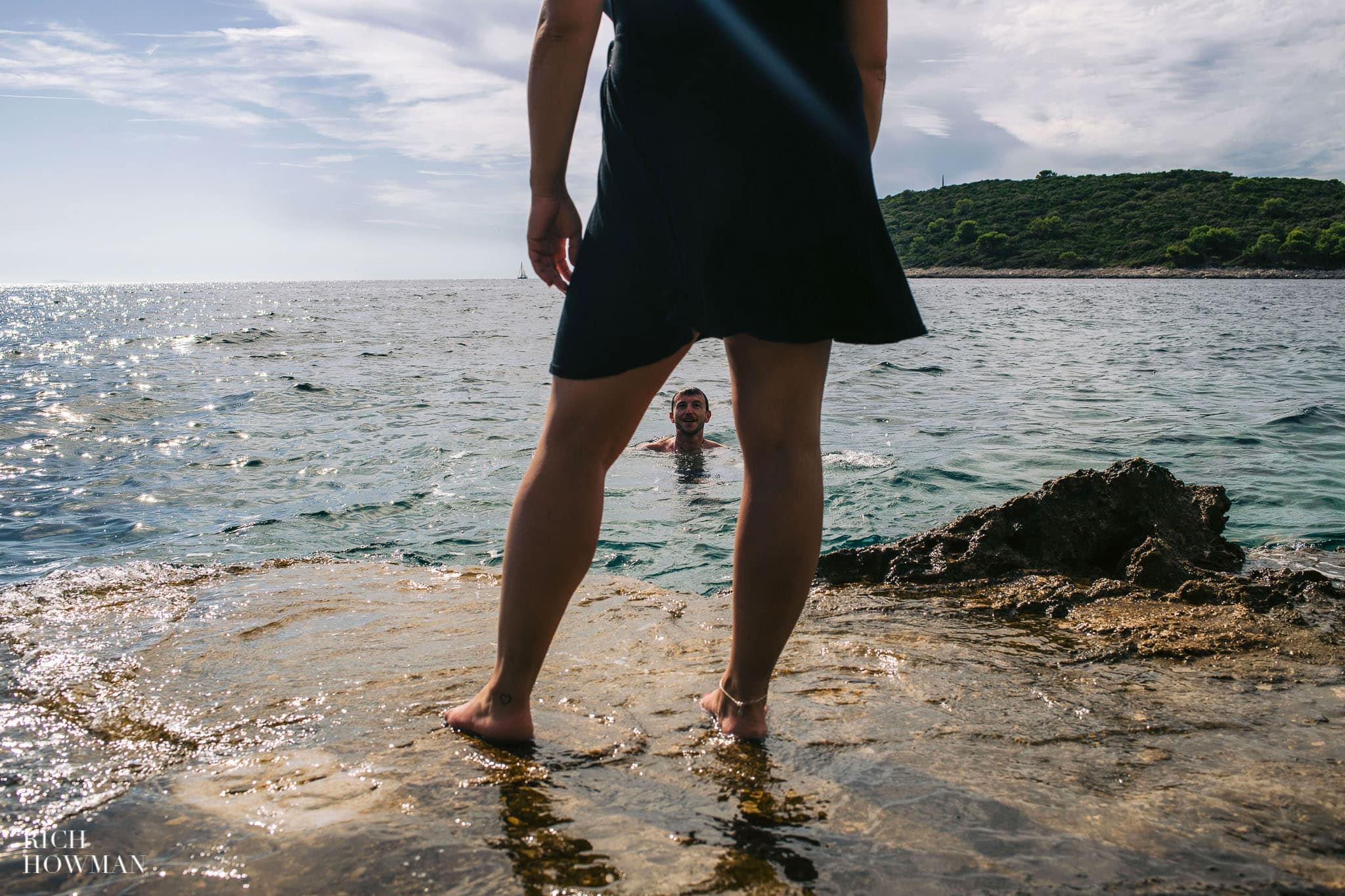 Photographer in Split Croatia