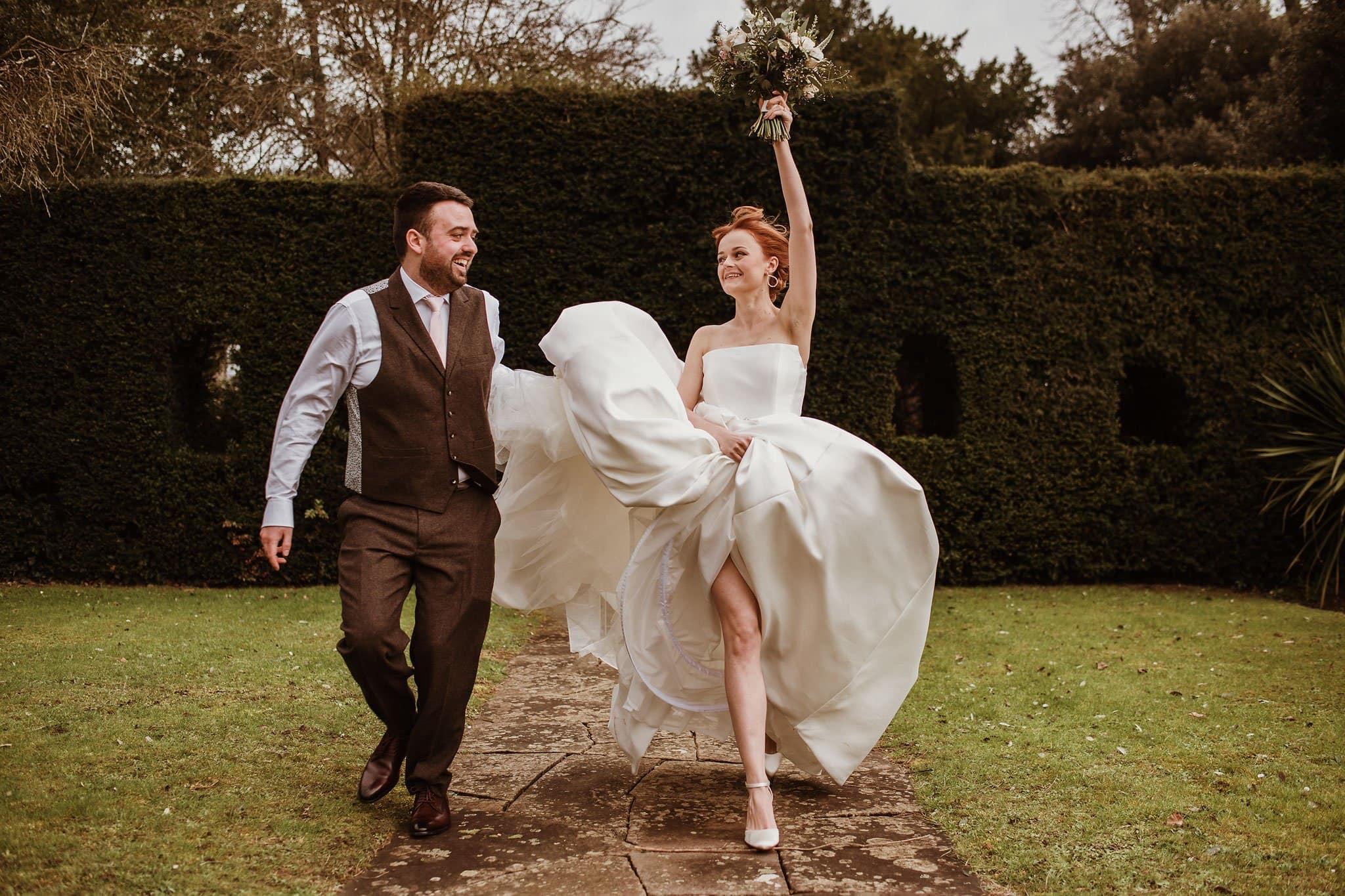Old Down Manor Wedding Bristol 1