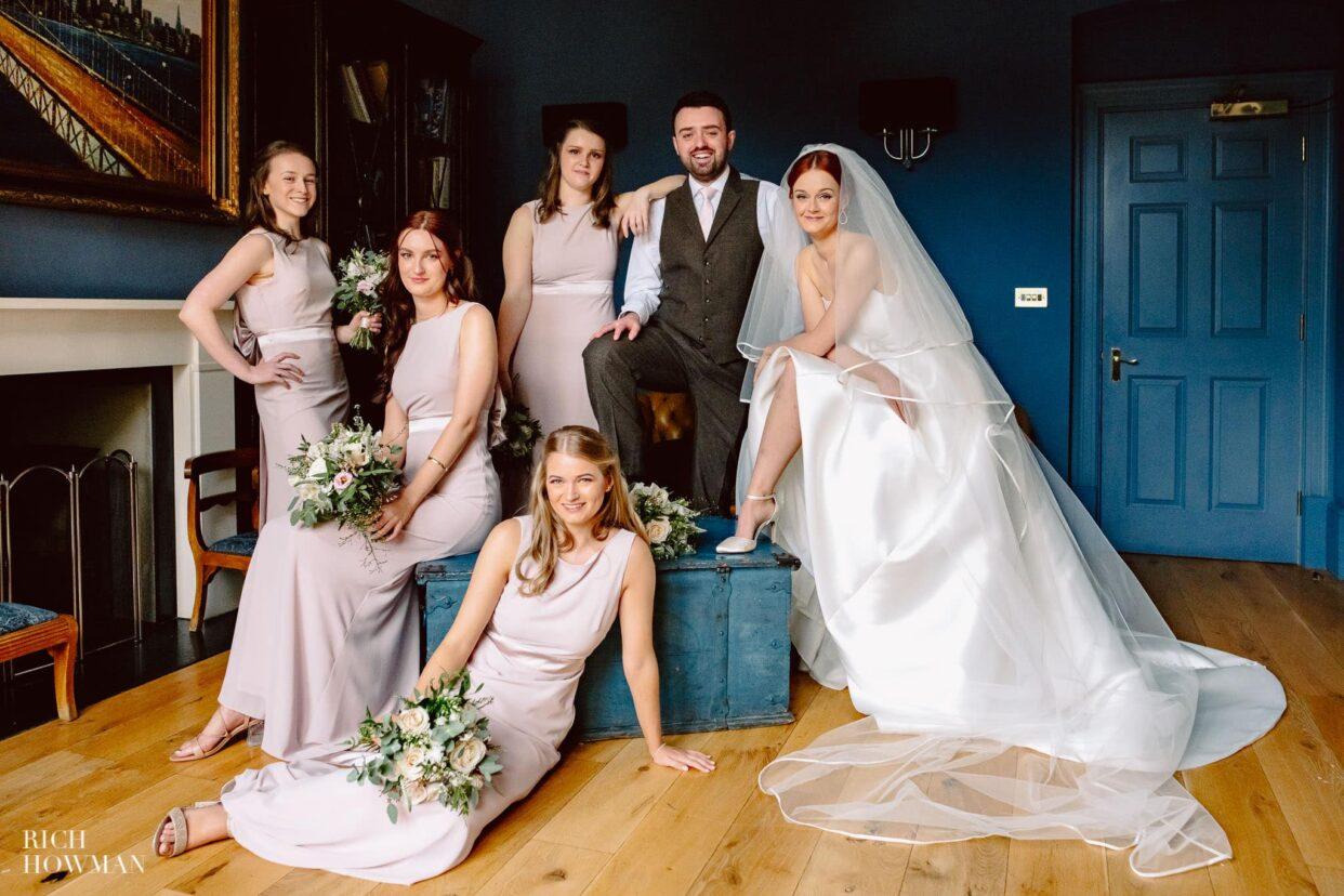 Old Down Manor Wedding Photographer in Bristol 2