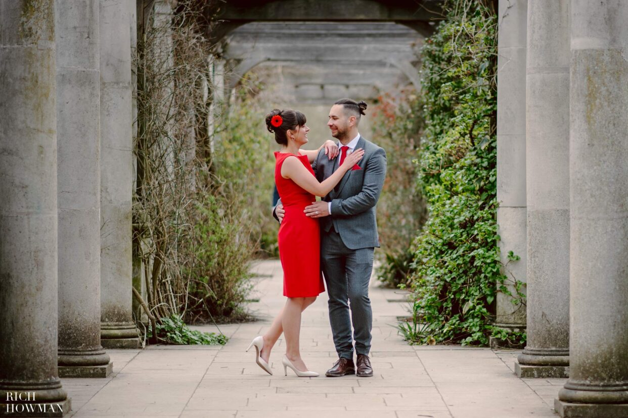 Hampstead Heath Wedding Photographer 2