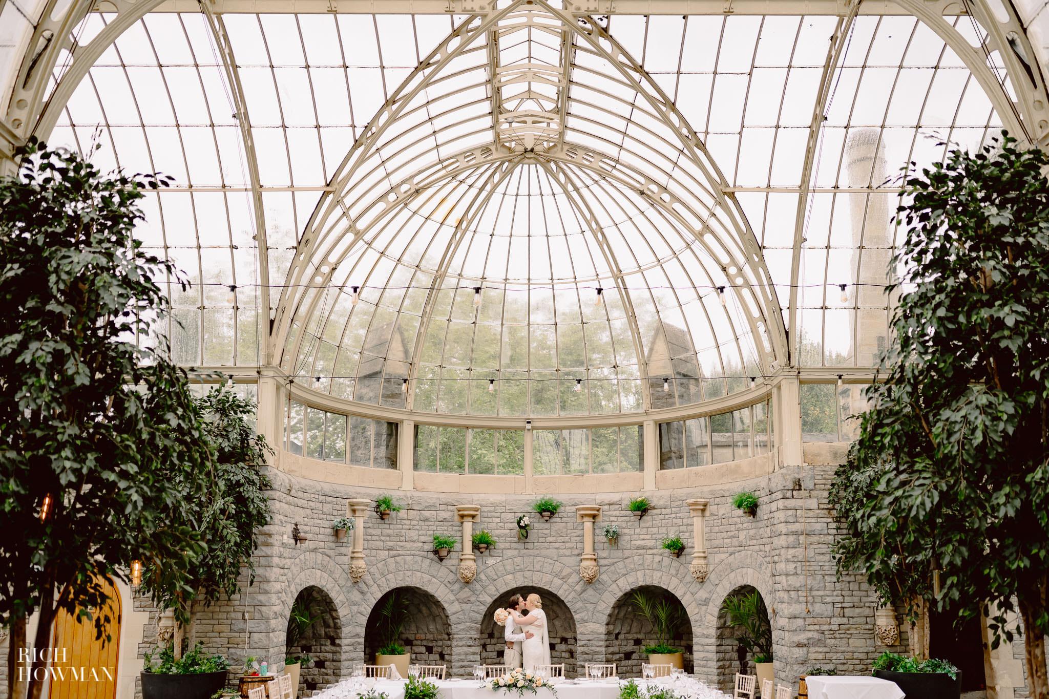 tortworth court orangery wedding