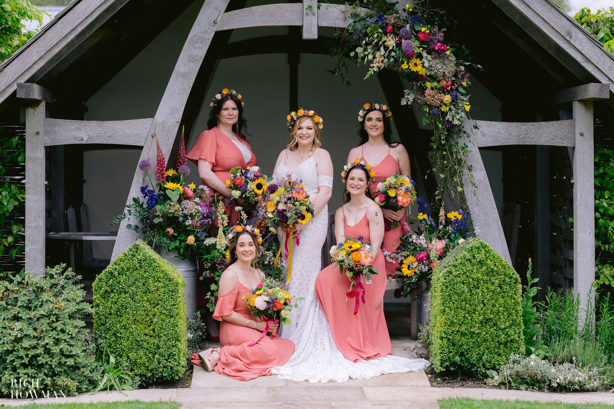 Gloucestershire Wedding Photographer - Joey and Jenessa 1