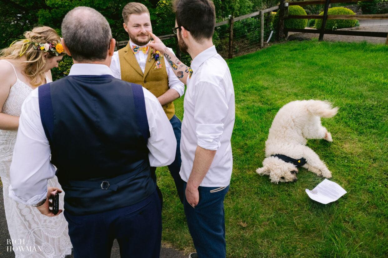 Gloucestershire Wedding Photographer - Joey and Jenessa 65