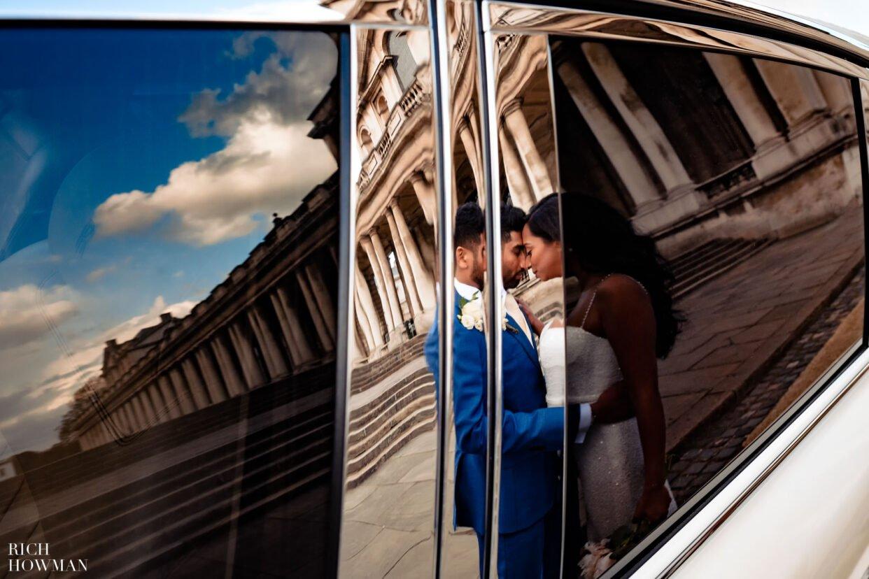 Old Royal Naval College Wedding Photographer 71