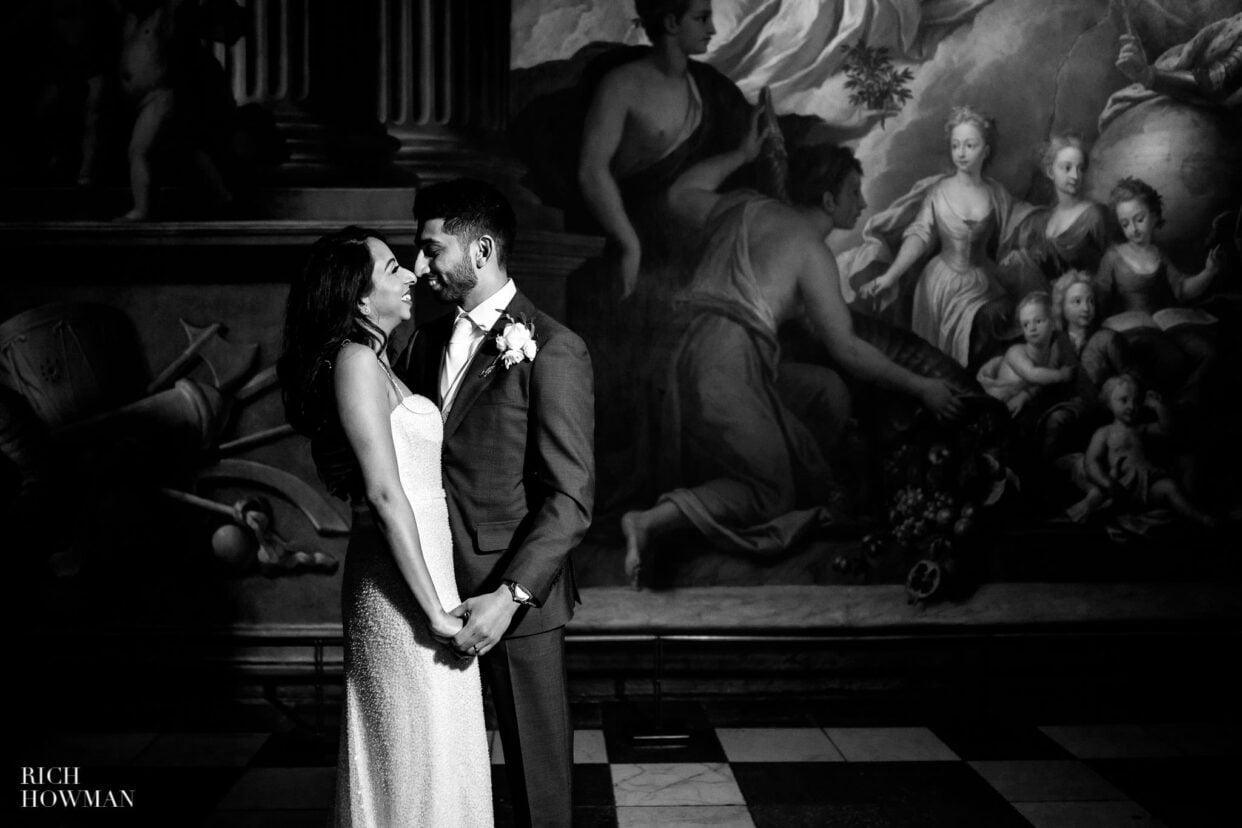 Old Royal Naval College Wedding Photographer 4