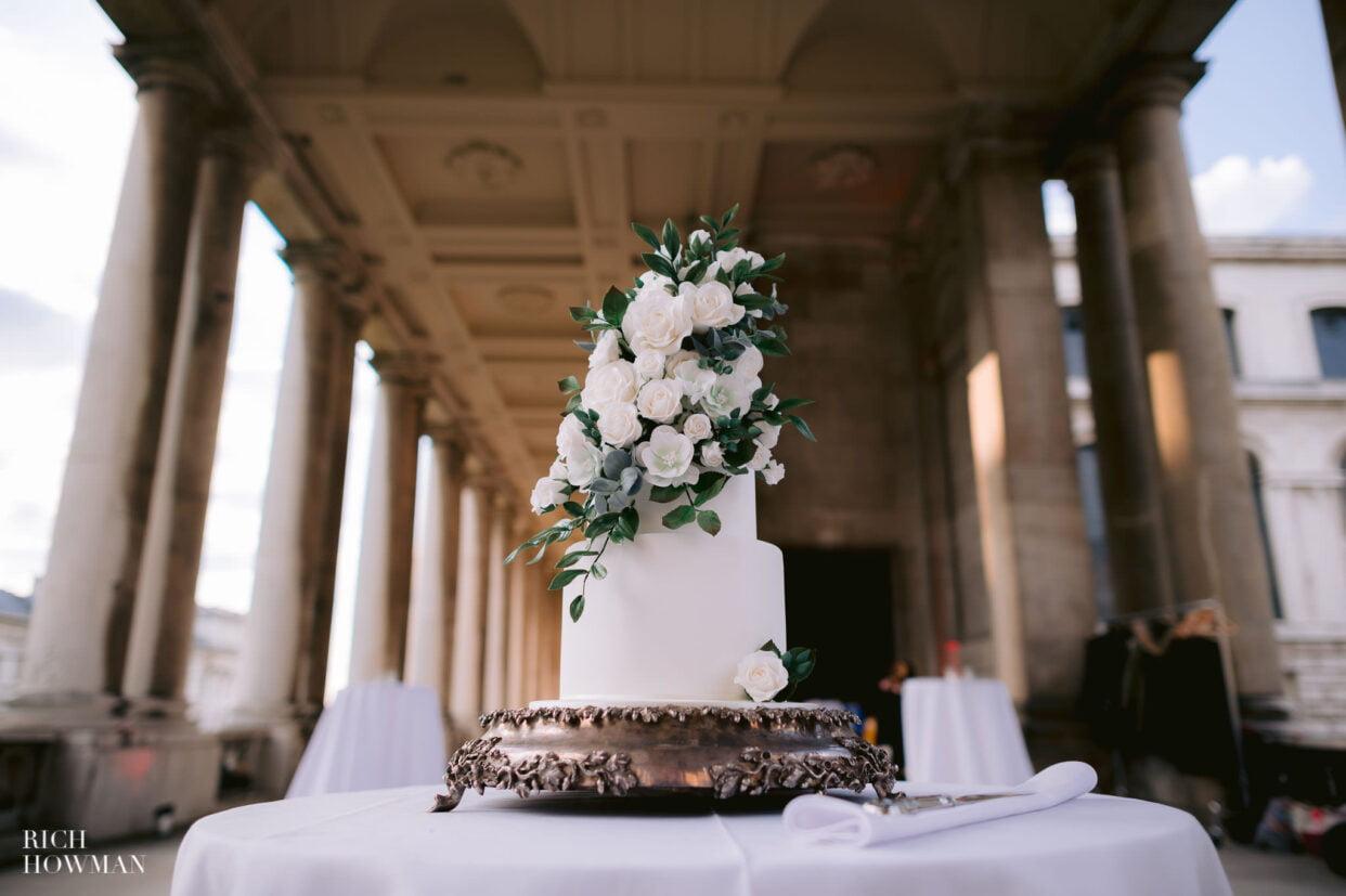 Old Royal Naval College Wedding Photographer 50