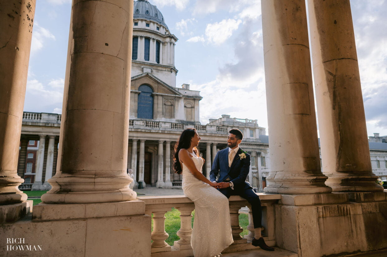 Old Royal Naval College Wedding Photographer 78