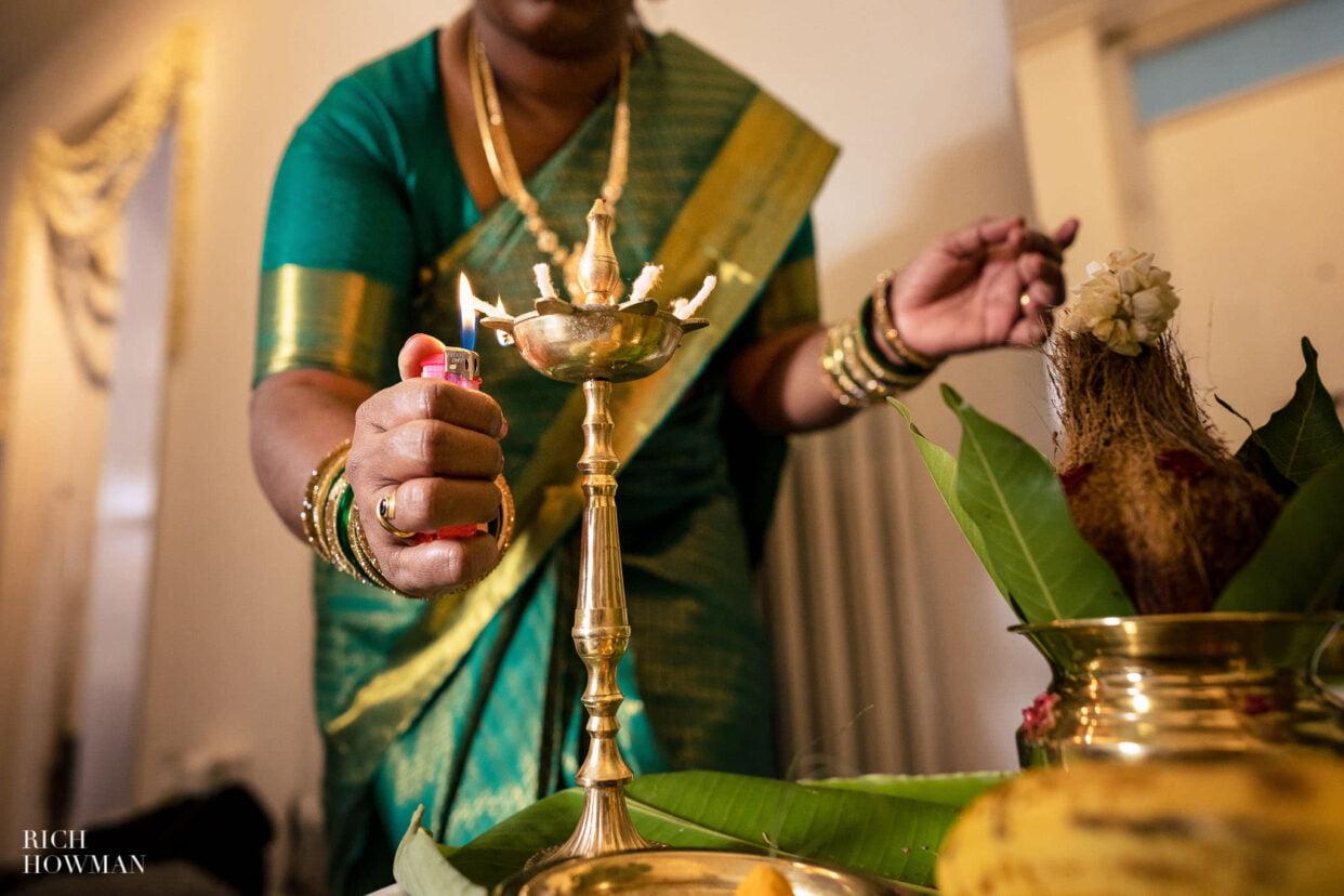 Tamil Hindu Wedding Photographer 19
