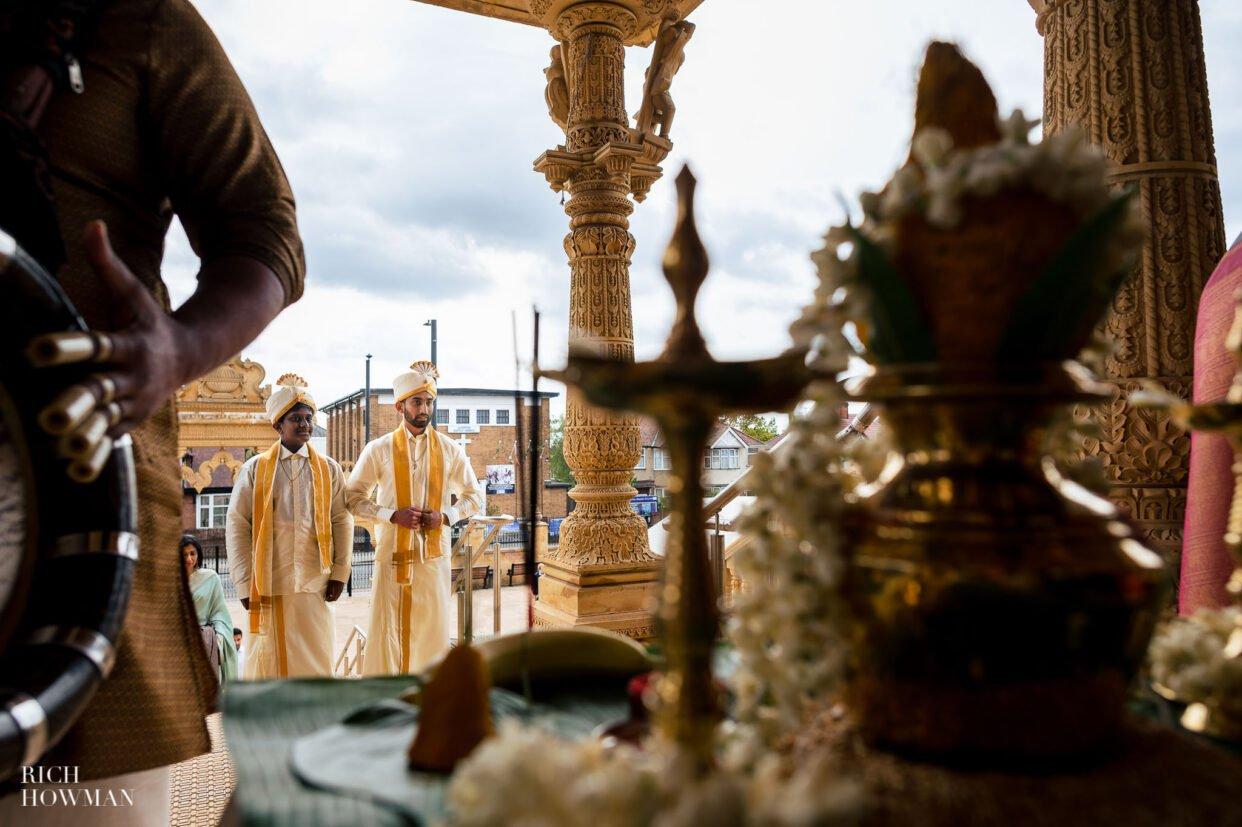 Tamil Hindu Wedding Photographer 22