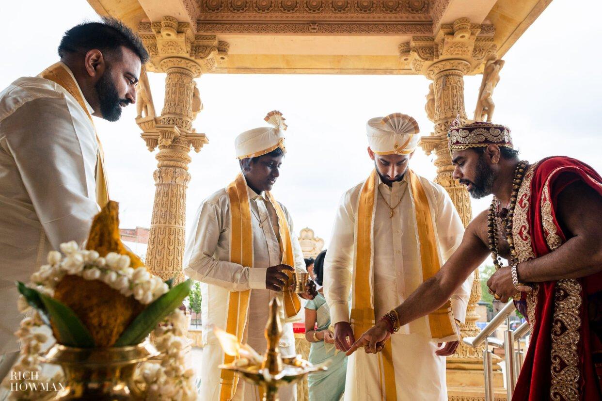 Tamil Hindu Wedding Photographer 24