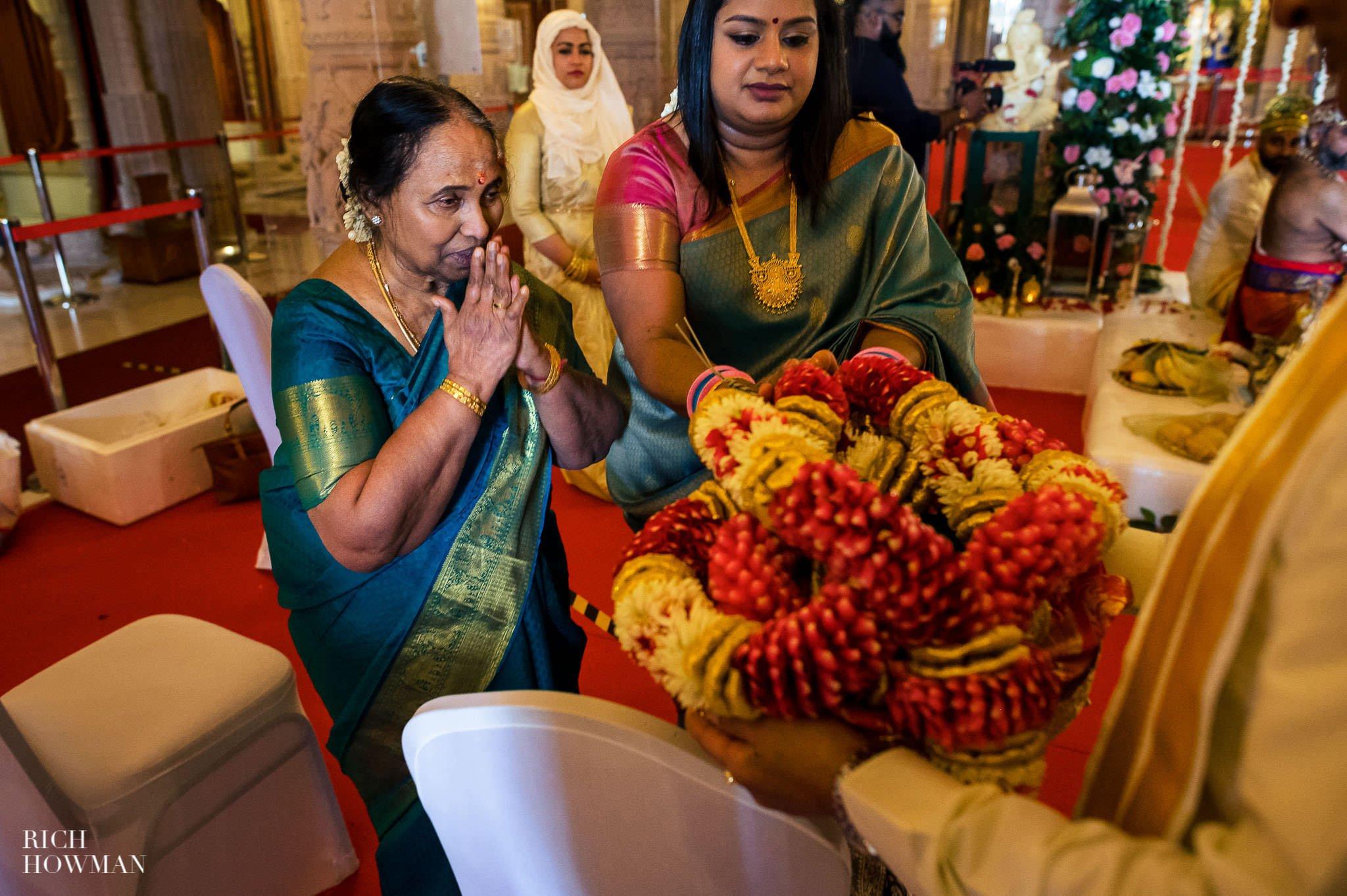 Tamil Hindu Wedding Photographer 52