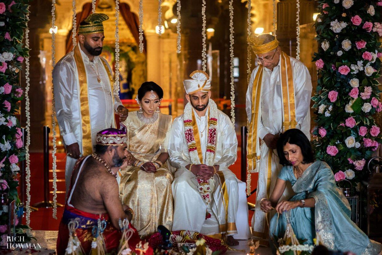 Tamil Hindu Wedding Photographer 49