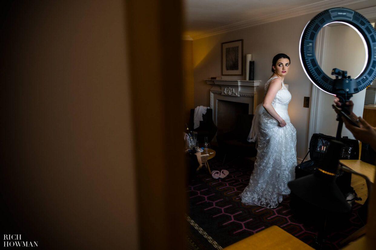 Cowley Manor Wedding Photographer 12