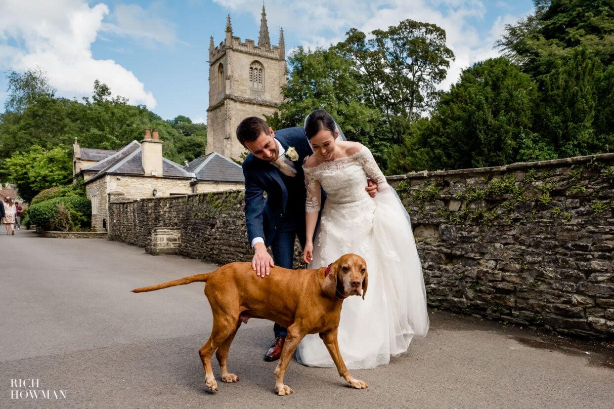 Manor House Castle Combe Wedding Photographer 34