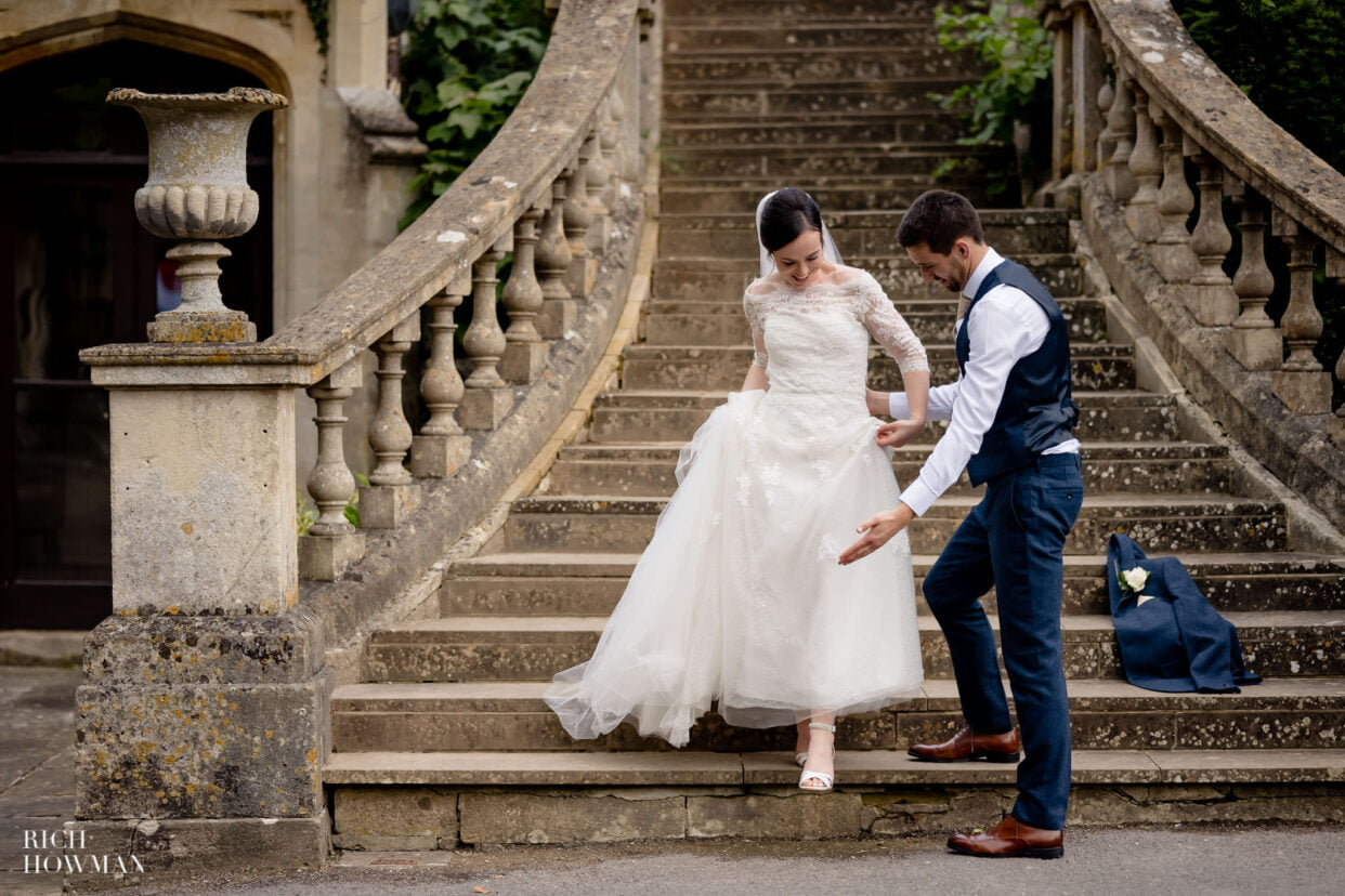 Manor House Castle Combe Wedding Photographer 43