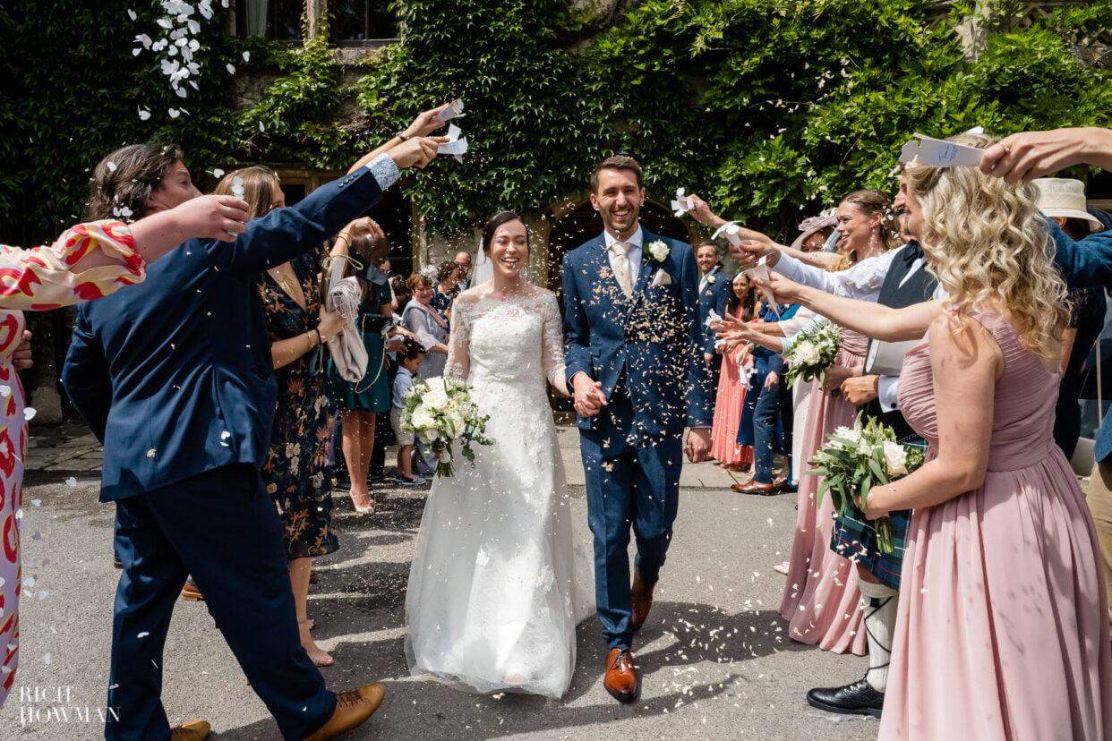 Manor House Castle Combe Wedding Photographer 14