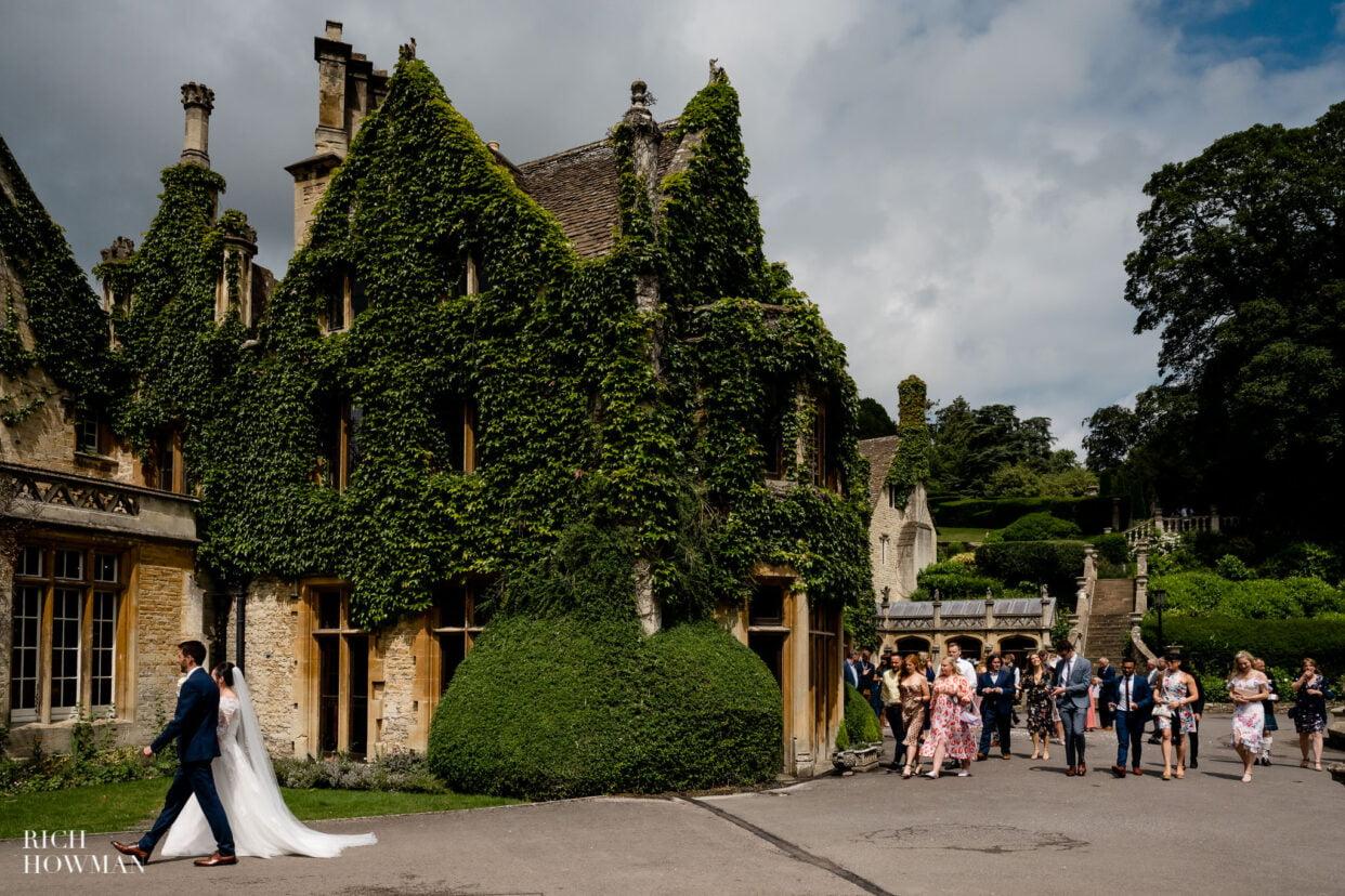Manor House Castle Combe Wedding Photographer 16