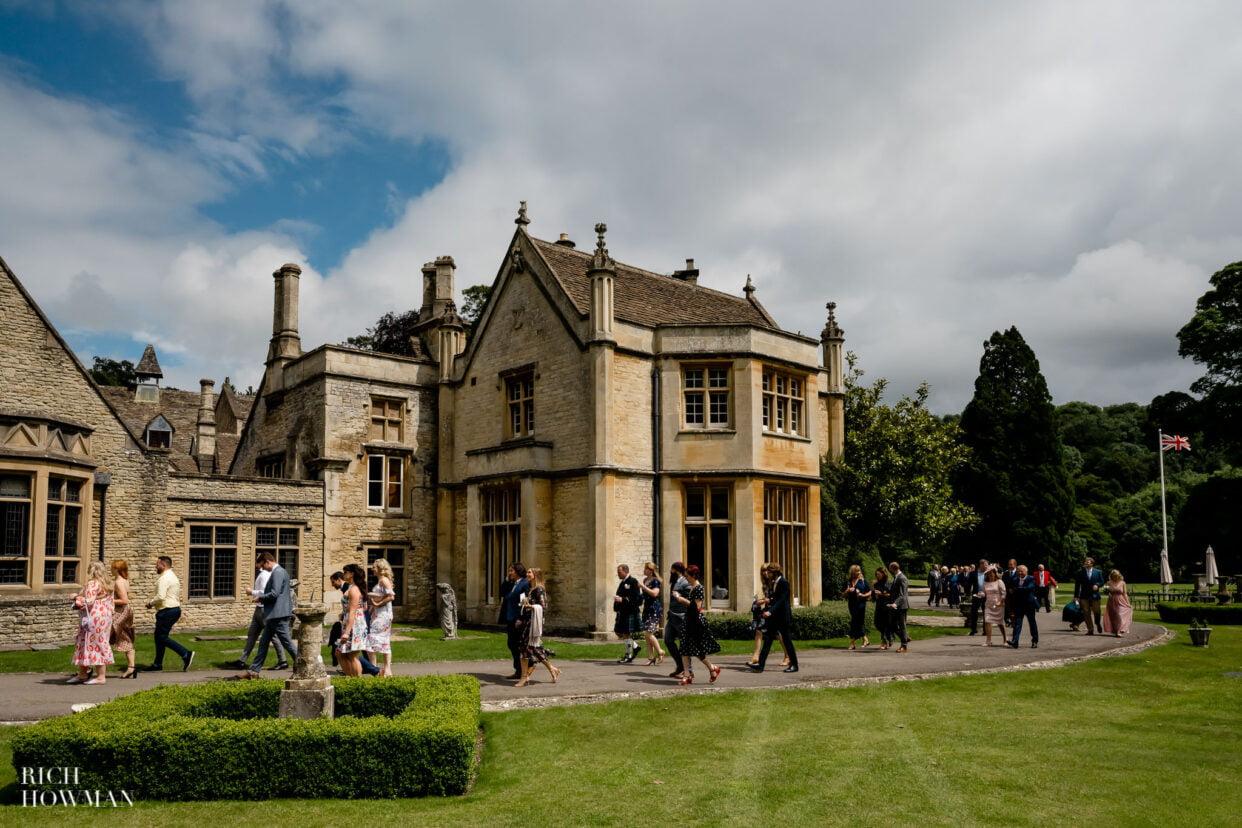Manor House Castle Combe Wedding Photographer 17