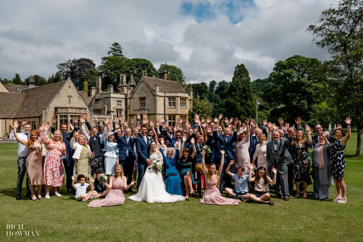 Manor House Castle Combe Wedding Photographer 27
