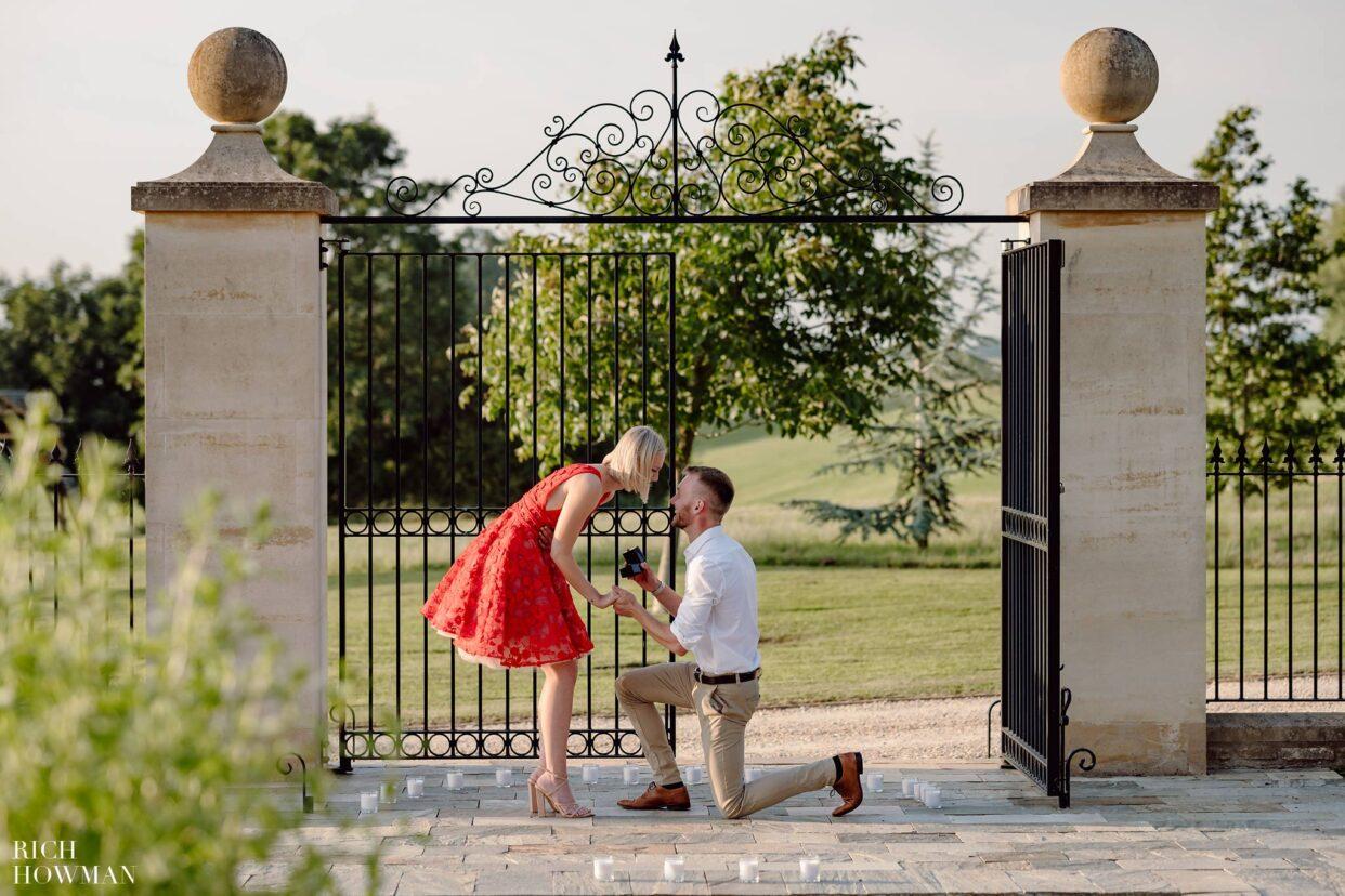 Surprise Proposal Photographer in Bath 1