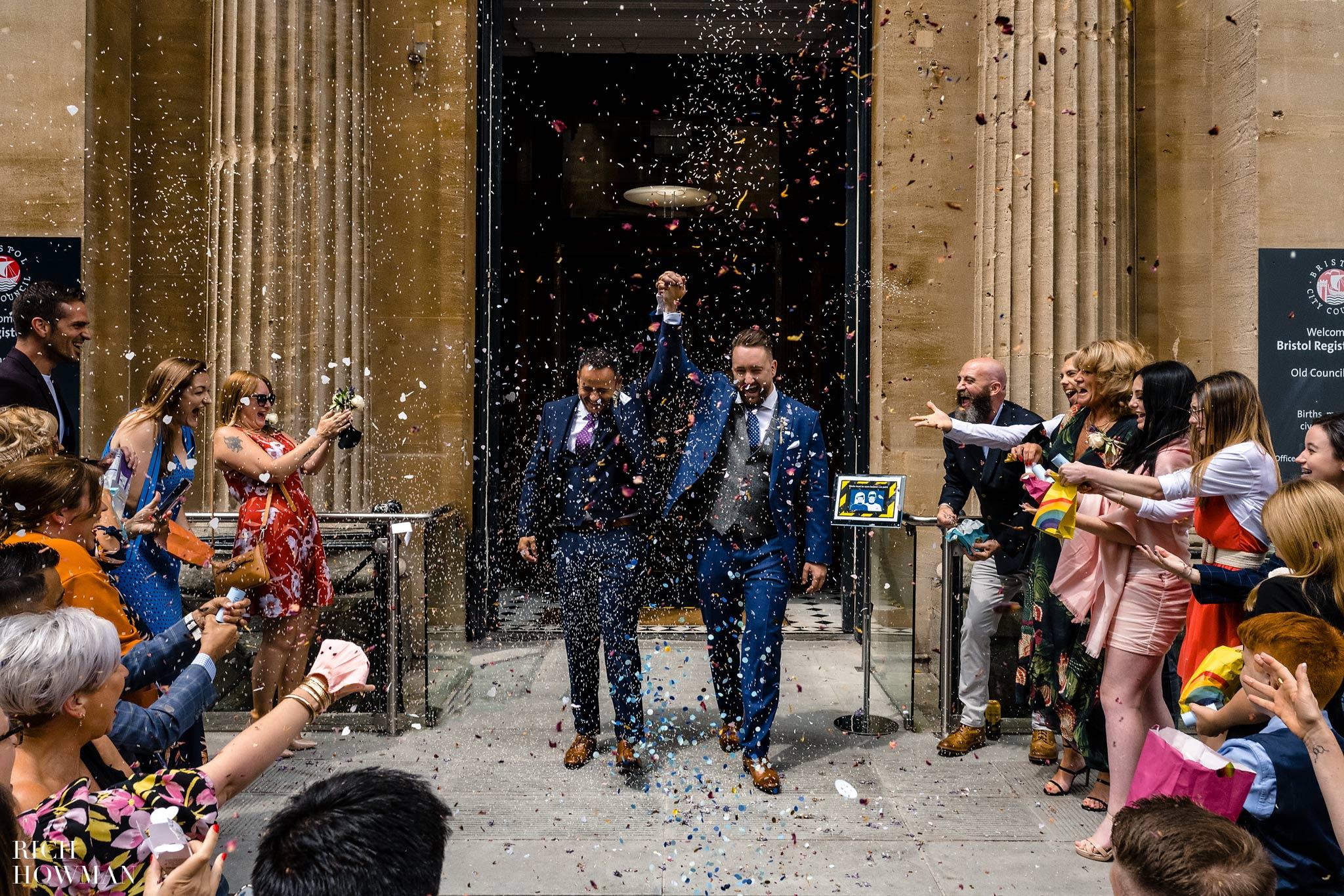 Bristol Registry Office Wedding Photographer 1